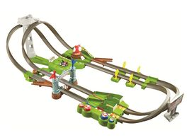 Mattel Hot Wheels Mario Kart Mario Rundkurs Trackset