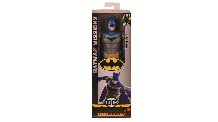 Mattel DC Batman Missions Basis Figur 30 cm Detective Batman