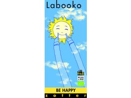 Labooko Be Happy 35 Karamellmilch