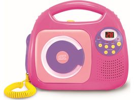 Mueller Toy Place CD Spieler pink