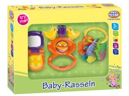 Mueller Toy Place Baby Rasseln