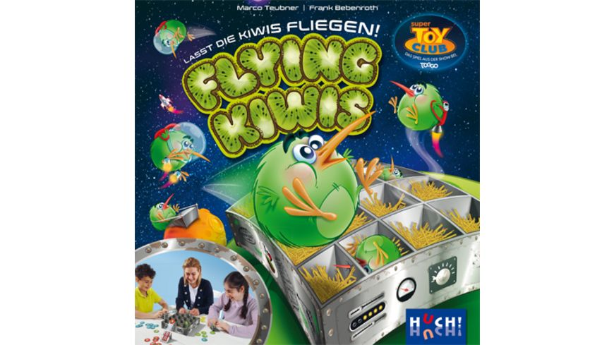 Huch Flying Kiwis