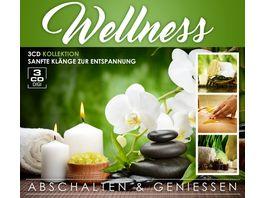 Wellness Abschalten Geniessen
