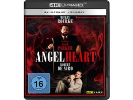 Angel Heart 4K Ultra HD Blu ray 2D