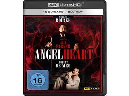 Angel Heart 4K Ultra HD Blu ray 2D