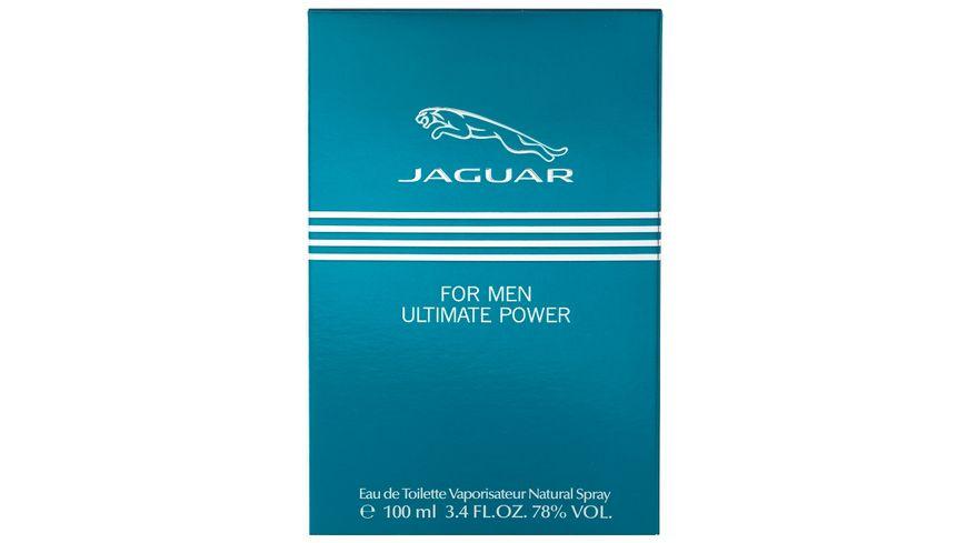 JAGUAR Ultimate Power Eau de Toilette