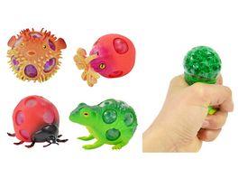 Koegler Flutschi Ball Quetschtiere ca 6cm 3 Farben sortiert
