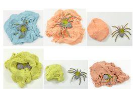 Koegler Spinnensand mit Spinne 80g 5 Farben sortiert
