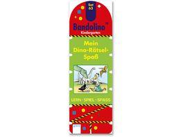 Bandolino Mein Dino Raetsel Spass Bandolino Set 63