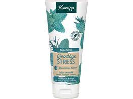 Kneipp Koerperlotion Goodbye Stress