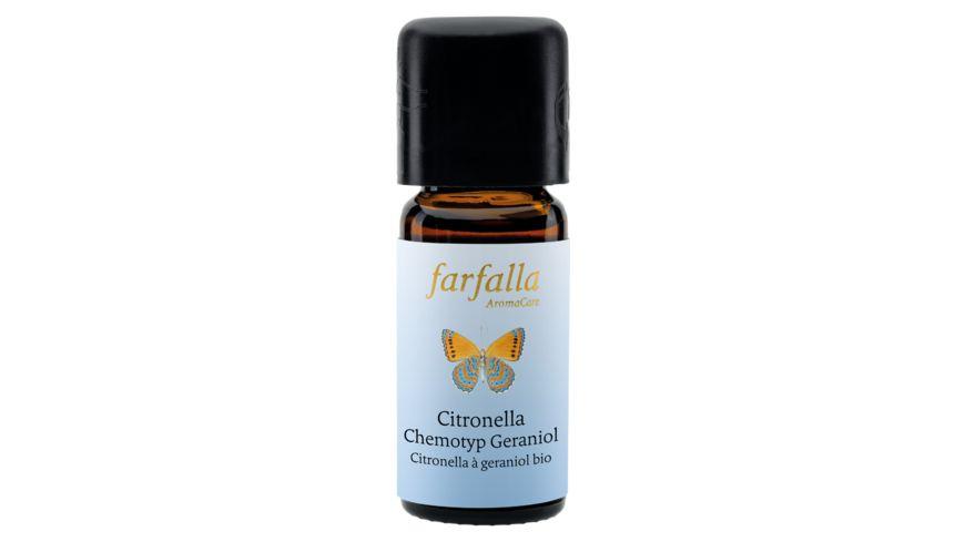 Farfalla Citronella Bio