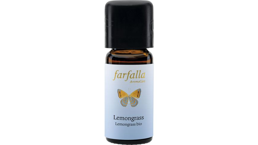 Farfalla Lemongrass Bio