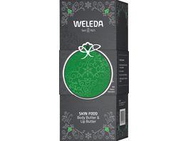 WELEDA Weihnachtsset Skin Food