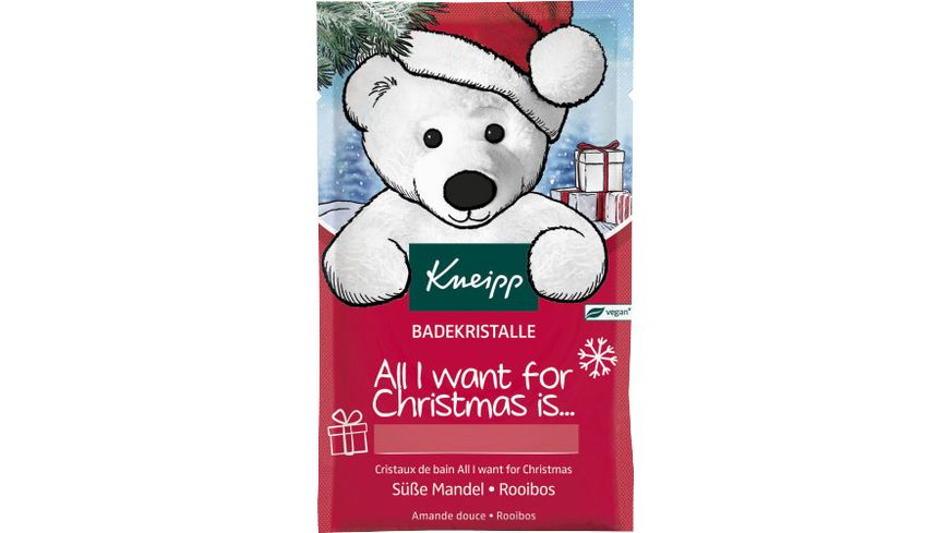 Kneipp Badekristalle All I want for Christmas