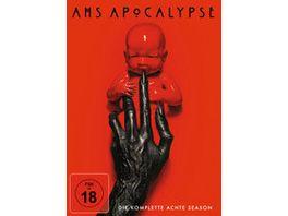 American Horror Story Season 8 Apocalypse 3 DVDs
