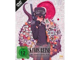 Kinos Reise Die wunderschoene Welt Gesamtedition Episode 01 12 3 DVDs