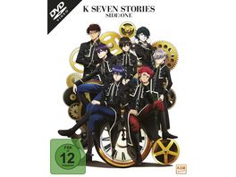 K Seven Stories Side One Movie 1 3 3 DVDs