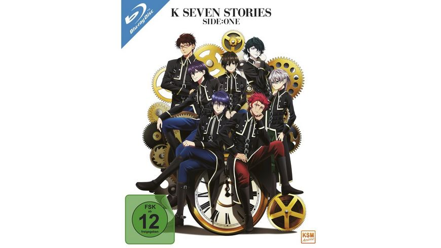 K Seven Stories Side One Movie 1 3 3 BR