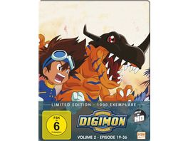 Digimon Adventure Staffel 1 Volume 2 Episode 19 36 2 BRs