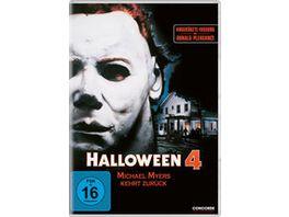 Halloween 4 Michael Myers kehrt zurueck Ungekuerzte Fassung