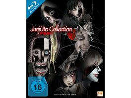 Junji Ito Collection Gesamtedition Episode 01 13 3 BRs