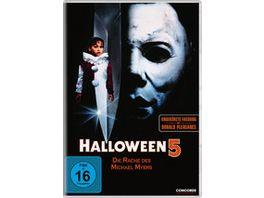 Halloween 5 Die Rache des Michael Myers Ungekuerzte Fassung