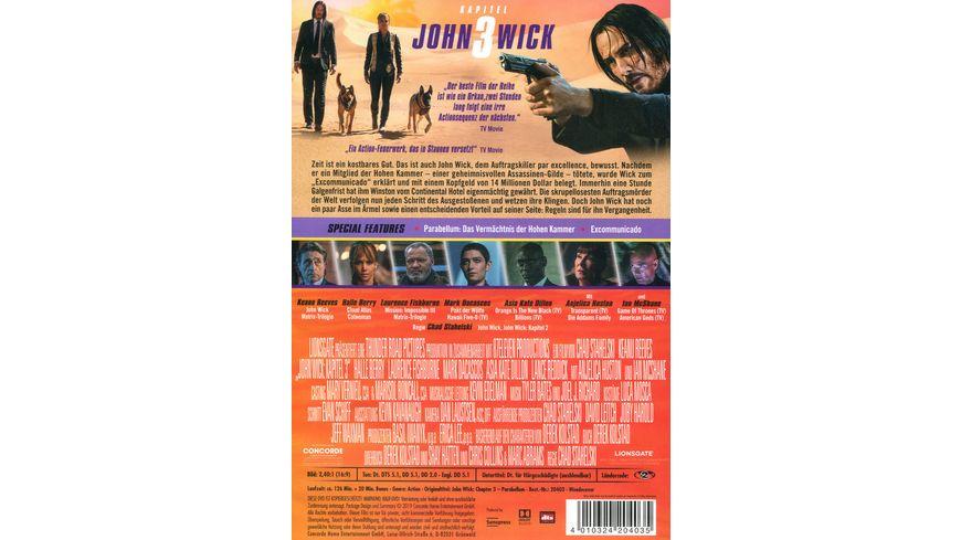 John Wick Kapitel 3