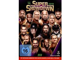 WWE Super Superladies 2019 2 DVDs