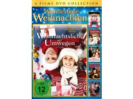 Wunderbare Weihnachten 6 Filme DVD Collection 2 DVDs