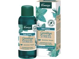 Kneipp Bade Essenz Goodbye Stress