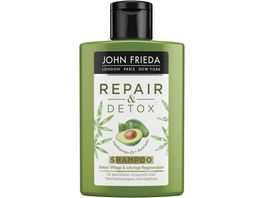 JOHN FRIEDA Repair Detox Shampoo