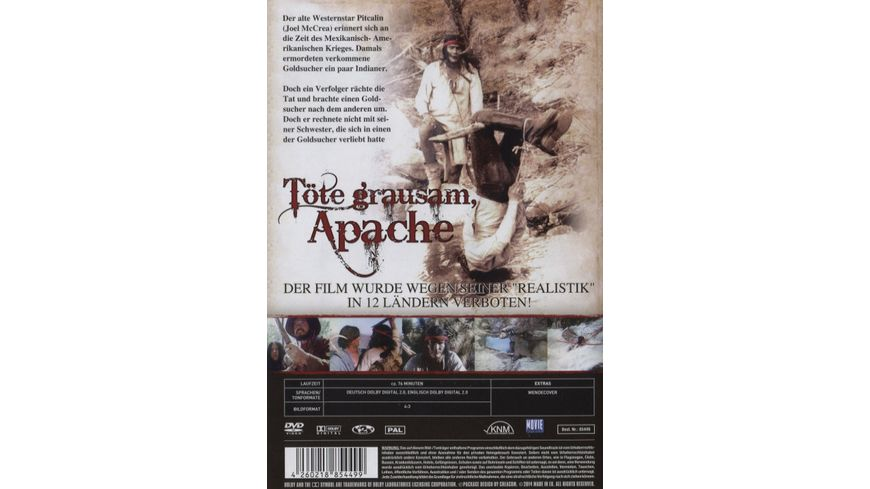 Toete grausam Apache