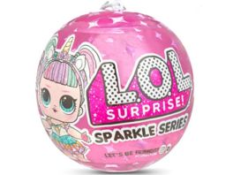 L O L SURPRISE Dolls Sparkle Series