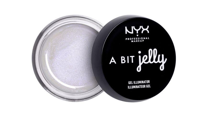 NYX PROFESSIONAL MAKEUP Highlighter A Bit Jelly Gel Illuminator
