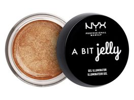 NYX PROFESSIONAL MAKEUP Highlighter A Bit Jelly Gel Illuminator
