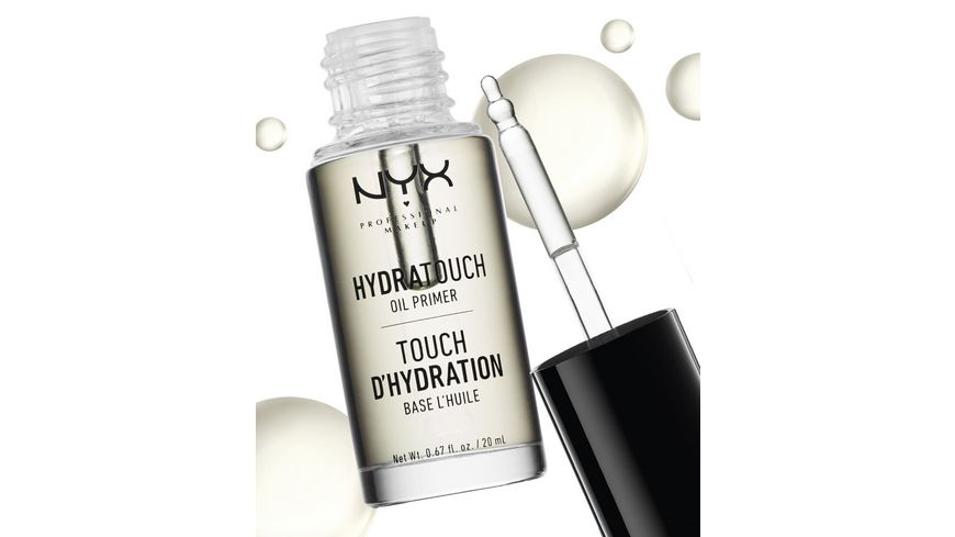 NYX PROFESSIONAL MAKEUP Primer Hydra Touch Oil Primer