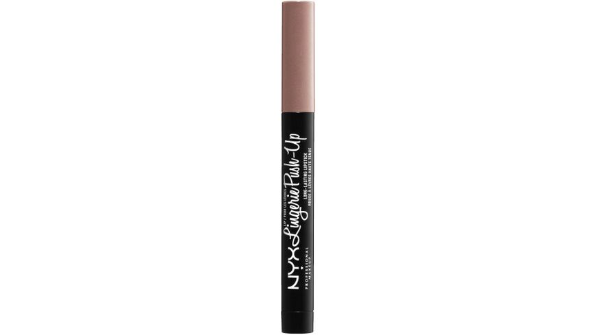 NYX PROFESSIONAL MAKEUP Lip Lingerie Push Up Long Lasting Lipstick