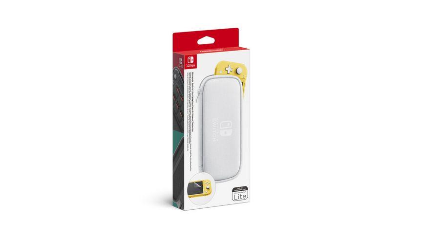 Nintendo Switch Lite Tasche Schutzfolie