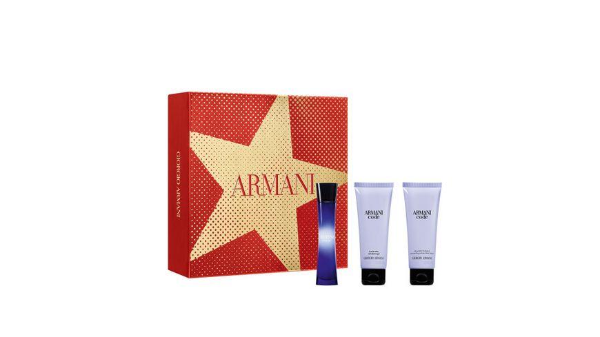 GIORGIO ARMANI Code Femme Eau de Parfum Geschenkset XMAS