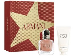 GIORGIO ARMANI in Love With You Eau de Parfum Hand Lotion Geschenkset