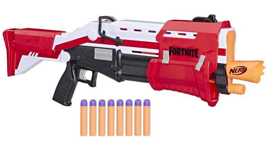 Hasbro Nerf MEGA Fortnite TS Blaster