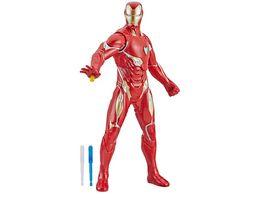 Hasbro Marvel Avengers Endgame Repulsor Blast Iron Man 13 Inch Figure