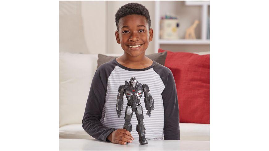 Hasbro Marvel Avengers Avengers 12 War Machine Figur
