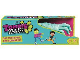 Mattel Games Zombie Schnapp