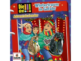 Adventskalender Wintertraum in Gefahr