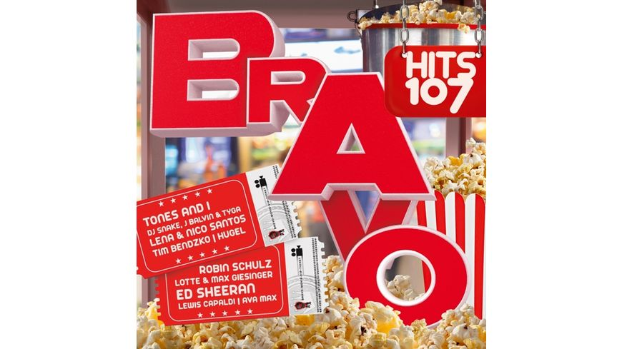 Bravo Hits Vol 107