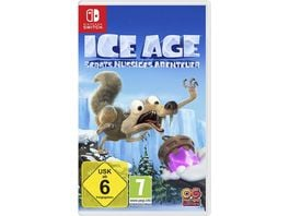 Ice Age Scrats Nussiges Abenteuer