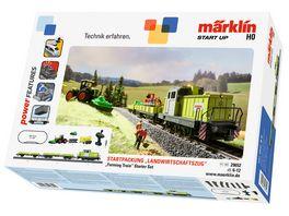 Maerklin 29652 Maerklin Start up Startpackung Landwirtschaftszug 230 Volt