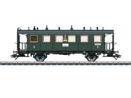 Maerklin 42081 Personenwagen bayerischer Bauart