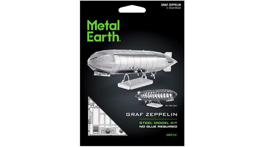 Metal Earth 502504 Graf Zeppelin
